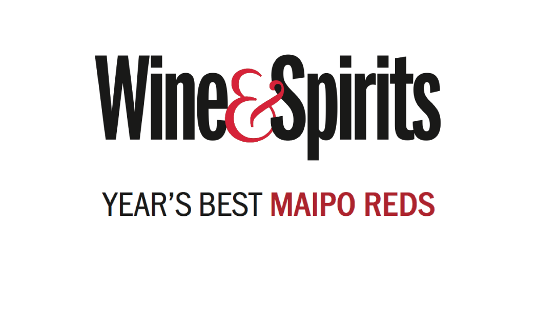 Wine & Spirits, Year´s Best Maipo Reds